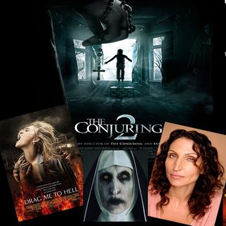 Conjuring w/Bonnie Aarons on the Shadow Nation w/GhostMan&Demon hunter