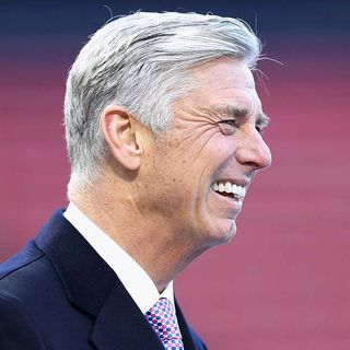 Red Sox GMDave Dombrowski Named MLB Executive Of The Year