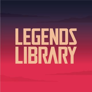 Legends Library: Youtini May Episode