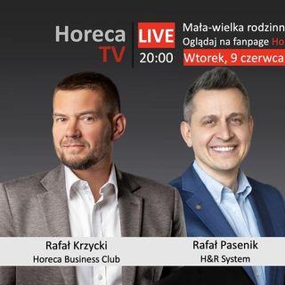 Goście Horeca Radio odc. 69 - Mała-wielka rodzinna gastronomia - Kraczma Polany