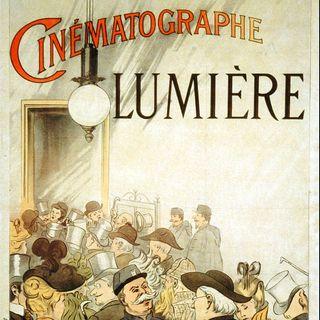 Un caffè con lo storico - L'uscita dalle officine Lumière: il primo film della storia?