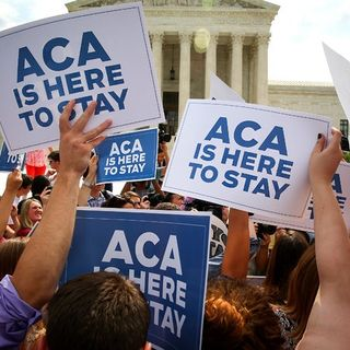 Affordable Care Act is here to Stay