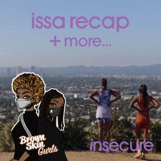 issa recap + more...