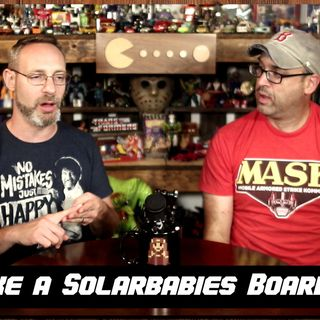 Solarbabies: The Board Game