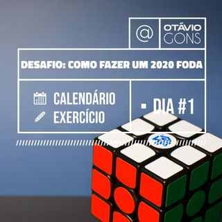 DESAFIO 2020 FODA   Dia #1