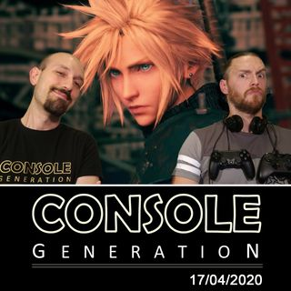 Final Fantasy VII Remake - CG Live 17/04/2020