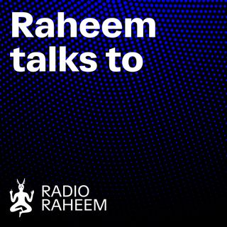 Raheem Talks To Sergio Gerasi Host Giulia Cavaliere