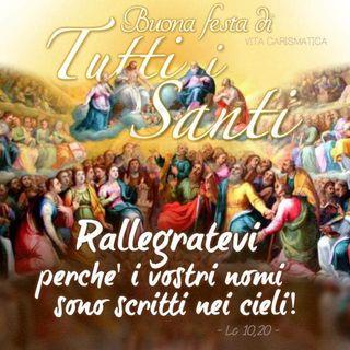 Solennità di Tutti i Santi. Il senso di una Festa. La riflessione di Don Giovanni Stracquadanio