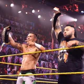 NXT Review: Who Stood Tall After the Tag Team Title Match?