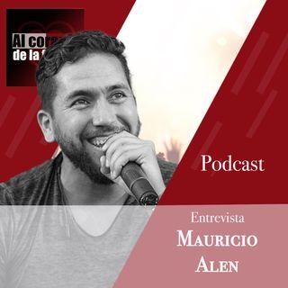 Entrevista Mauricio Alen