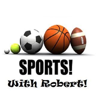 Episode 125 - Sports! w/ Robert Christopher