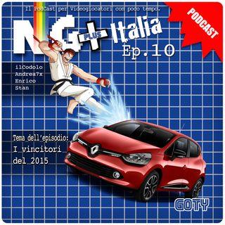 NG+ italia Ep10