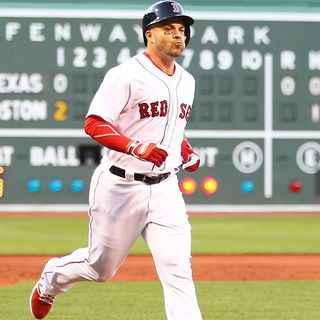 Steve Pearce Is Red Sox' Newest Asset