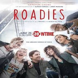 Keisha Castle Hughes from Showtimes Roadies