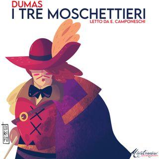 I Tre Moschettieri - Dumas - Audiolibro