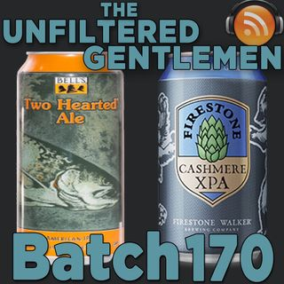 Batch170: Bell's Two Hearted Ale & Firestone Walker Cashmere XPA