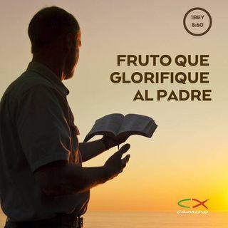 Oración 25 de abril (Fruto que glorifique al Padre)