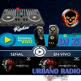 DJ Z3 EN VIVO EN LA HORA URBANA