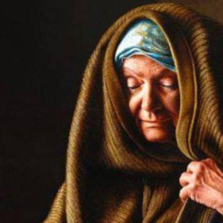 """Anna, la profetessa che insegna a guardare """"lontano"""" 🙏🏻😇🙏🏻 😴"""