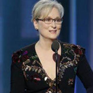 Karel Cast Mon Jan 9 Streep V. Trump, We Lose
