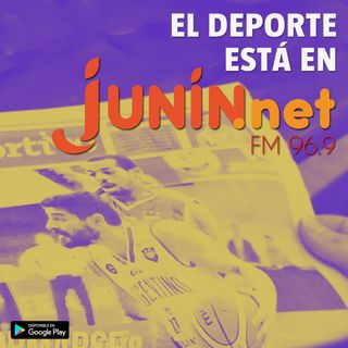 Jueves 10 de Octubre - Noticias Deportivas de Junín - Radio Junin.net