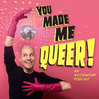Episode 26: AK MacKellar Makes Me Queer – Live-ish on the Sonar Network!