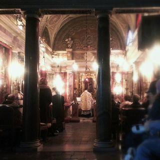 60 - La cappella del miracolo di San Filippo Neri