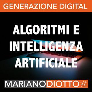 Puntata 62: Dagli algoritmi all'intelligenza artificiale