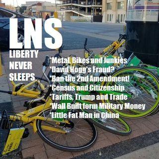 Liberty Never Sleeps 03/28/18 Show