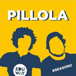 Pillola18: Play your future (Beniamino Savio)