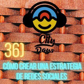 36) Cómo crear una estrategia de redes sociales para tener más...