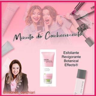 Esfoliante Revigorante Botanical Effects®