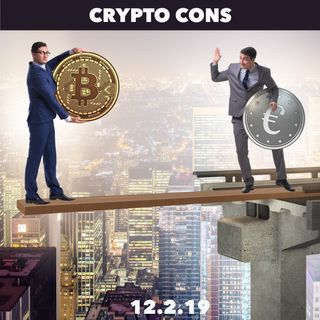 Cryptocurrencies: Useless or Crooked?