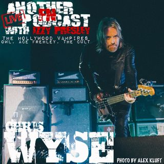AFP - Chris Wyse - Hollywood Vampires & Owl