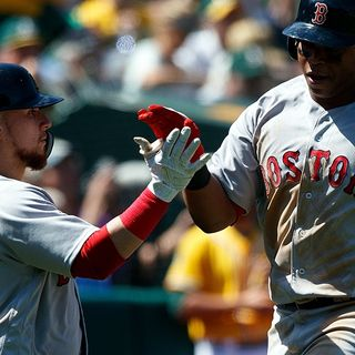 Red Sox Offense Suddenly Struggling