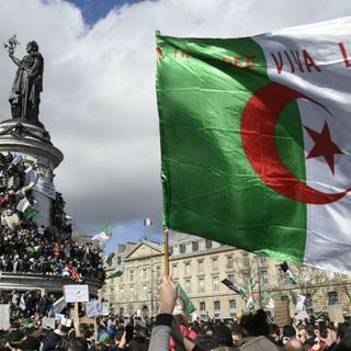 Algeria:  Abortive...sort of.