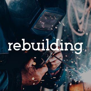 Rebuilding: Vision #EachMonthBringOne #EachOneRootOne - Pr Andy Yeoh