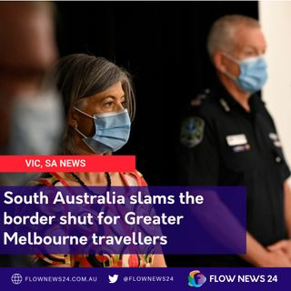 SA's border closure to Greater Melbourne