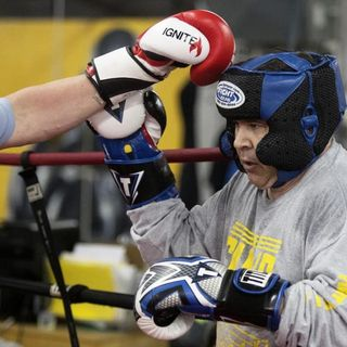 Sports of All Sorts: Sean McCarthy Boxer W/Cerebral Palsy