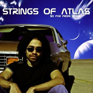 President of Sky Titan Media and Strings of Atlas musician Atlas Cage is my very special guest on The Mike Wagner Show!