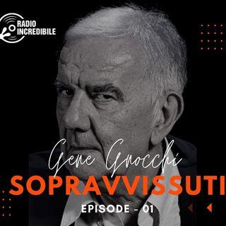 Sopravvissuti con Gene Gnocchi Live su Radio Incredibile