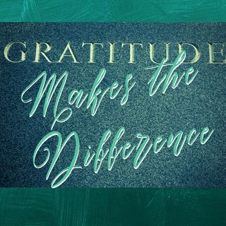 Mocha Momma Cafe - 11/12/20: Gratitude Makes the Difference