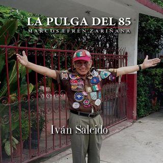 """El autor Iván Salcido nos habla sobre su libro """"La Pulga"""""""