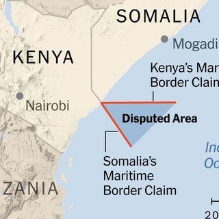 Africana: la disputa sul mare tra Kenya e Somalia