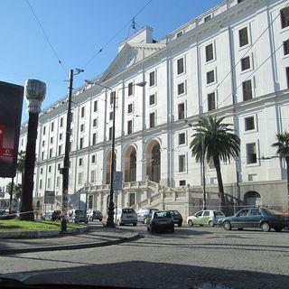 Torna operativo a Napoli il Real Albergo dei Poveri
