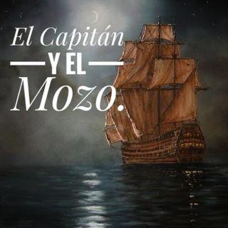 Podcast 1. El capitán y el mozo de Alessandro Frezza, por Ivan Flores Pacheco.