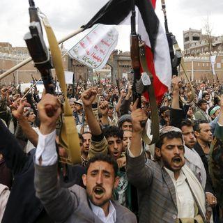 Anche in Yemen c'è la guerra
