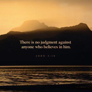Episode 127: John 3:18 (May 7, 2018)