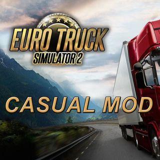 Topal: Casual Mod - EURO TRUCK SIMULATOR 2- Solid 2.0