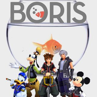 25 - Boris nel Multiverso Disney